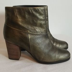Cole Haan Nike Air Metallic Ankle.Boot